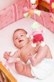 underlagspädbarn Arkivfoto