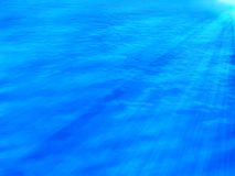 Underneath. Light underneath the oceans surface Royalty Free Stock Photography