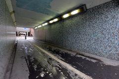 underpass Στοκ Φωτογραφίες
