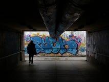 underpass Lizenzfreies Stockbild