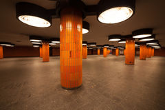 Underpass in berlin Stock Photography