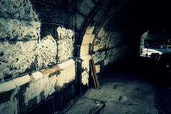 Underpass in Harlem 2 Stock Photography