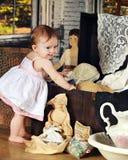 undersökande stam för mormor s Royaltyfri Fotografi