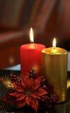 undersöker jul Fotografering för Bildbyråer
