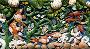 Undersea värld Royaltyfria Bilder