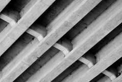 Underside Bridge Stock Photography