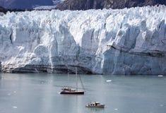 Undersökande vildmark för Alaska ` s Royaltyfria Bilder