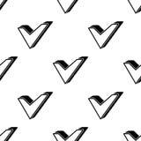 underteckna in den modiga passagesymbolen Beståndsdel av modiga symboler för mobila begrepps- och rengöringsdukapps Mönstra sömlö royaltyfri illustrationer