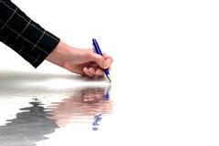 underteckna upp fotografering för bildbyråer