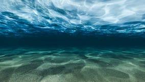 undervattens- Arkivfoto