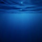 undervattens- abstrakt bakgrund Royaltyfri Foto