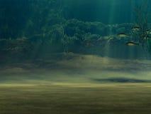undervattens- bakgrund Royaltyfri Bild