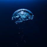 Undervattens- bubbla Arkivfoto