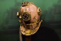 undervattens- hjälm Fotografering för Bildbyråer