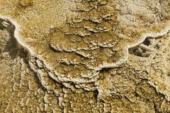 Undervattens- kristaller Royaltyfria Bilder