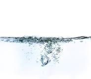 Undervattens- rörelsebakgrund Royaltyfri Fotografi
