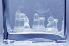 Undervattens- schack Arkivbild
