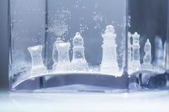 Undervattens- schack Arkivbilder