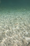Undervattens- sikt Royaltyfria Foton