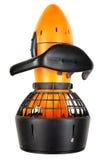 Undervattens- sparkcykel. Royaltyfri Bild