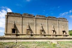 Undervattens- tempel osedda Thailand Royaltyfri Bild