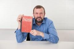 Undervisning för engelskt språk arkivfoton