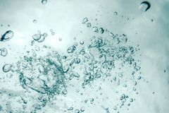 Underwater Air Bubbles Underwater Background Bubbles. Underwater royalty free stock photos