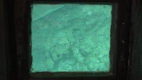 Underwater Amphoras Kekova Turkey stock footage