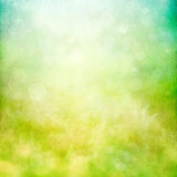 Underwater Bokeh. Swirling grunge patterns and textures with bokeh bubbles rising towards the sky.  Image displays a strong paper grain and texture at 100 Royalty Free Stock Photos