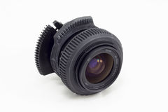 Underwater camera lens Royalty Free Stock Photos