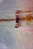 Underwater Heels Stock Photos