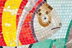 Underwater mosaic Stock Image