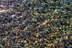 Underwater mosaic Stock Photography
