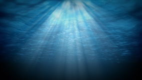Underwater moving forward,loop, stock footage. Video stock footage
