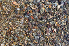 Underwater Pebble Stock Image