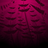 Underwater plants. Purple underwater plants. EPS 8.0 file available Royalty Free Stock Photos