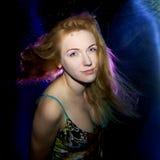 Underwater portrait Stock Photo