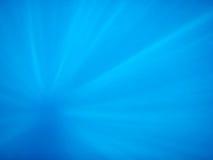 Underwater rays Stock Image