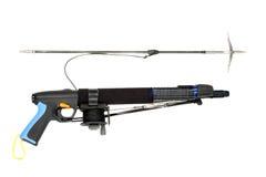 Underwater speargun. Royalty Free Stock Image