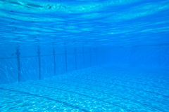 Underwater Swimming Pool Stock Image