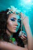 Underwater treasures Stock Images
