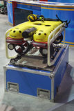 Underwater vehicle Royalty Free Stock Photos