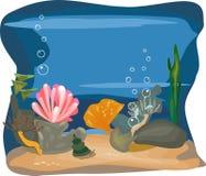 Underwater World Stock Photo