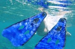 Underwater World Maldives Stock Photos