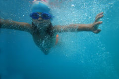 Underwater17 Royalty Free Stock Images