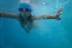 Underwater17 Lizenzfreie Stockbilder