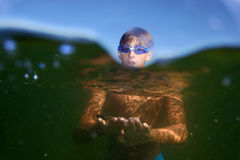 Underwater2 Royalty Free Stock Images