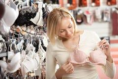 Underwear choice Royalty Free Stock Image