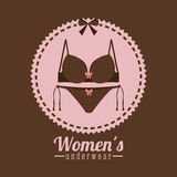 Underwear design Stock Photos