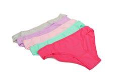 Underwear. Isolated on white background Stock Image